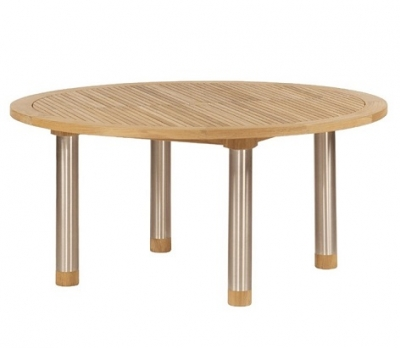 Barlow Tyrie 150cm Equinox Circular Dining Table