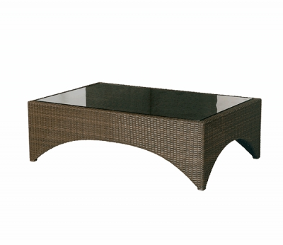 Barlow Tyrie Savannah Rectangular Coffee Table 150cm (Large)