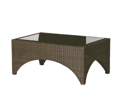 Barlow Tyrie Savannah Rectangular Coffee Table 95cm (Small)