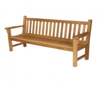 Barlow Tyrie London 180cm Bench Seat