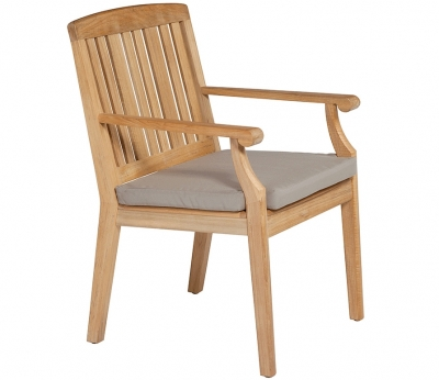 Chesapeake Dining Armchair by Barlow Tyrie